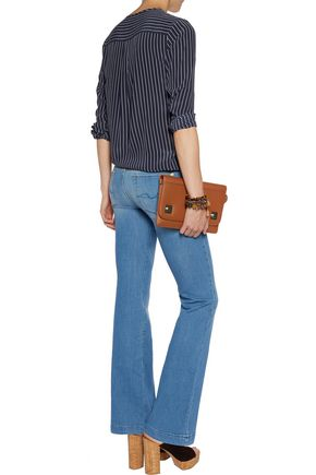 7 FOR ALL MANKIND Charlize low-rise flared jeans
