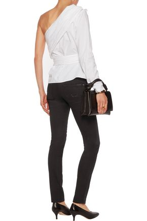 7 FOR ALL MANKIND Cristen low-rise skinny jeans