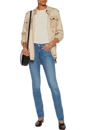 7 FOR ALL MANKIND Straight-leg jeans