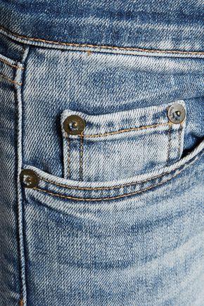 RAG & BONE 10 Inch Dre boyfriend jeans