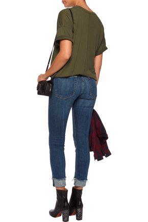 RAG & BONE Low-rise skinny jeans