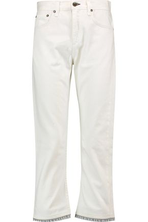 RAG & BONE Marilyn high-rise straight-leg jeans