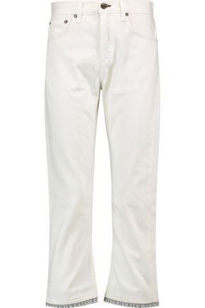 RAG & BONE/JEAN Marilyn high-rise straight-leg jeans