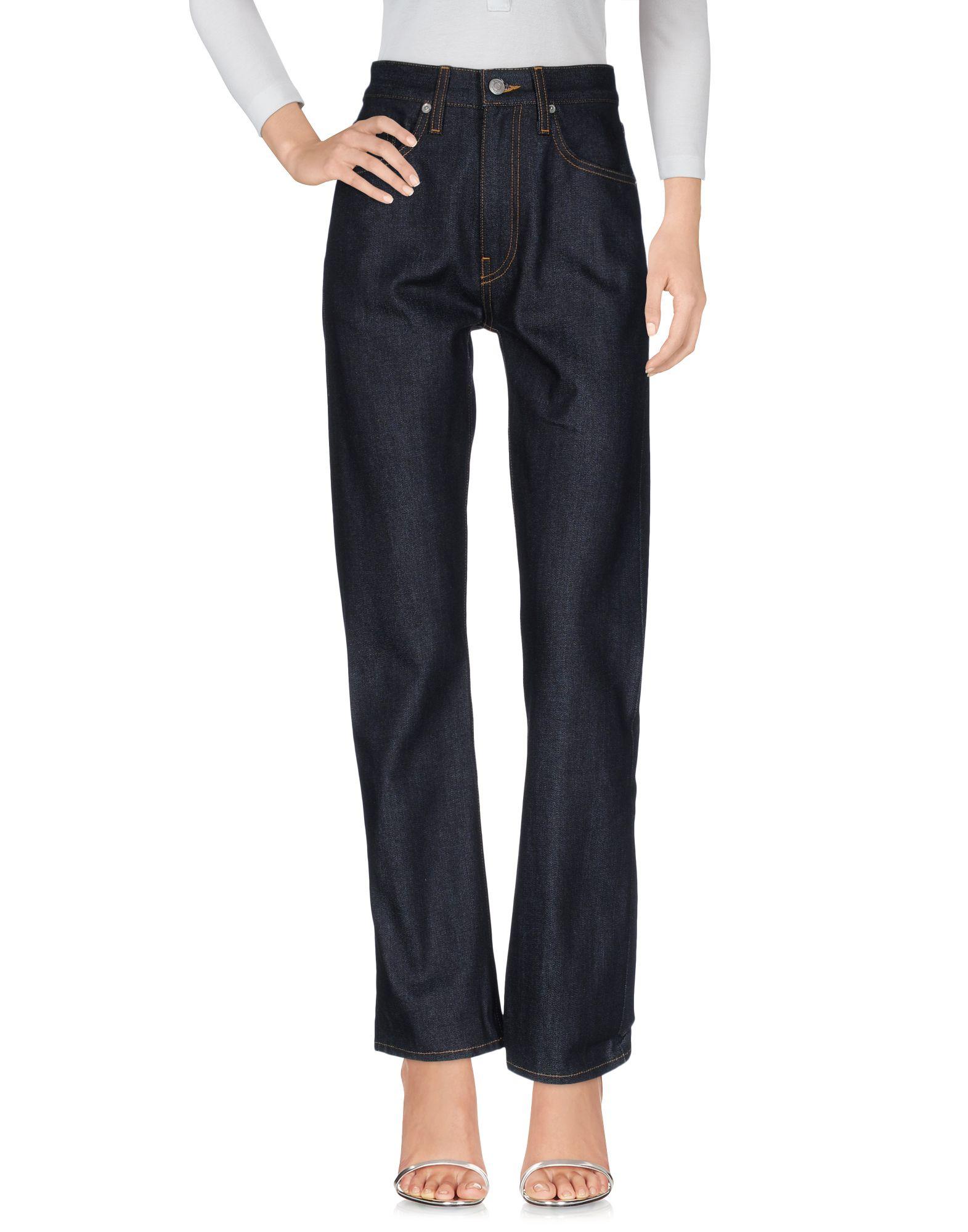 BROCK COLLECTION Джинсовые брюки brock collection джинсовые брюки