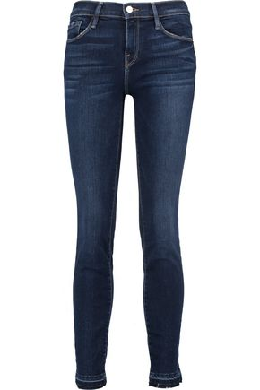 BY FRAME Le Skinny De Jeanne mid-rise skinny jeans