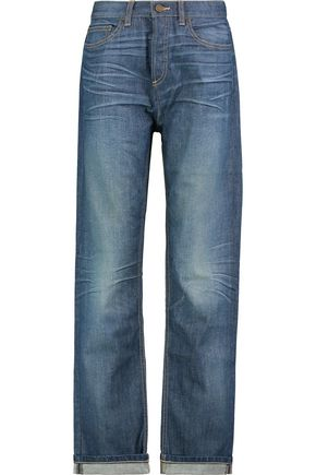 MARC BY MARC JACOBS Annie Boyfriend high-rise straight-leg jeans