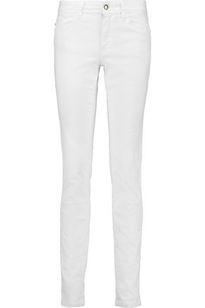 JUST CAVALLI Mid-rise slim-leg jeans