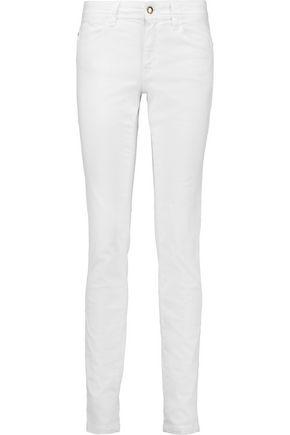 JUST CAVALLI Mid-rise slim-leg jeans