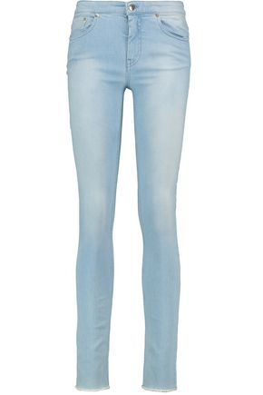 MM6 by MAISON MARGIELA Mid-rise skinny jeans