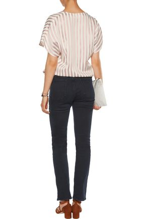 M.I.H JEANS Daily mid-rise skinny jeans