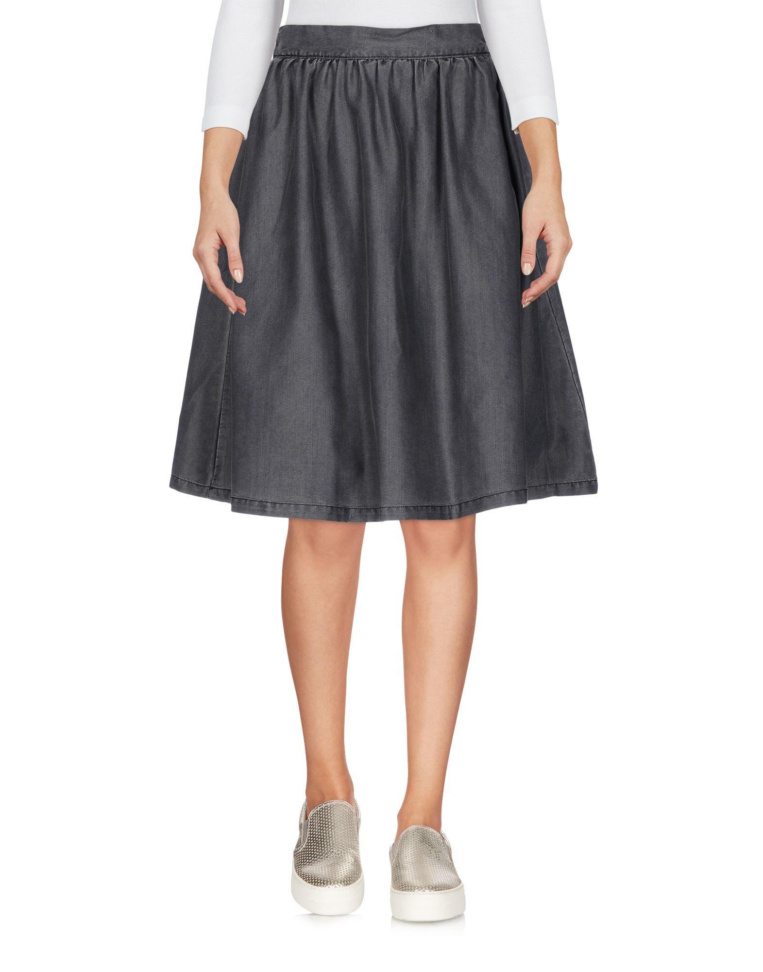 MINIMUM Джинсовая юбка minimum джинсовая рубашка