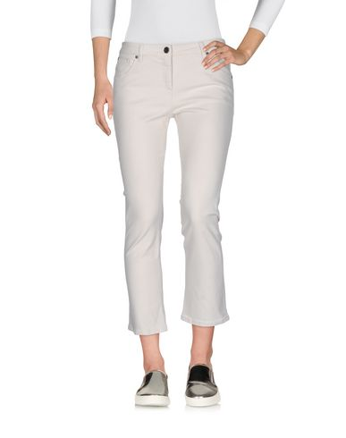 dfa8cfd86b36a BRUNELLO CUCINELLI DENIM Denim capris Women on YOOX.COM