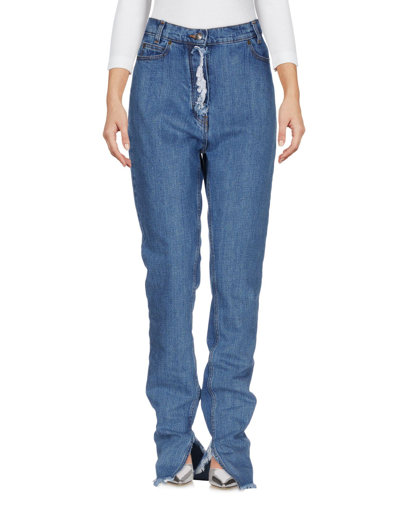 MAGDA BUTRYM Джинсовые брюки цены