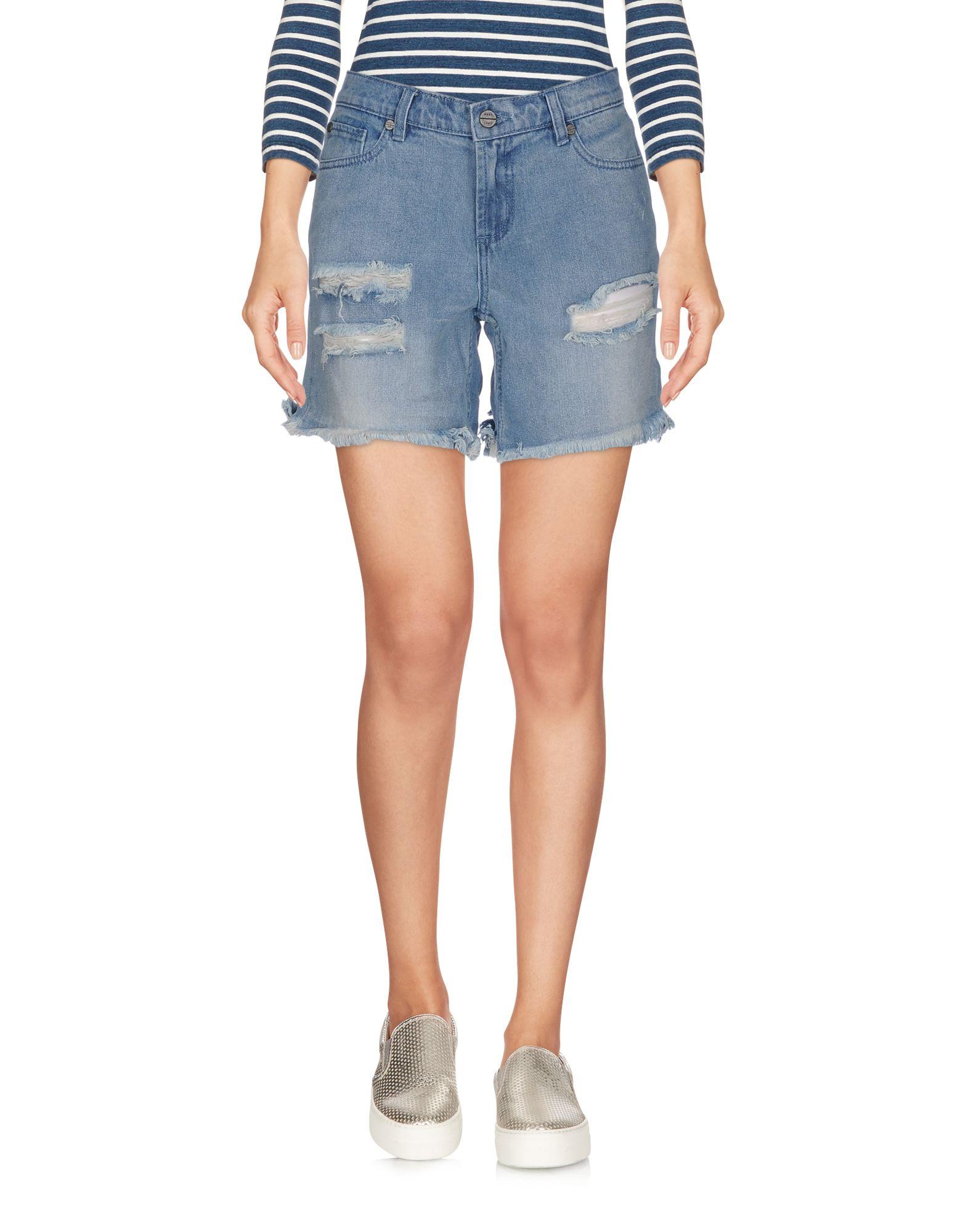 OBEY Джинсовые шорты