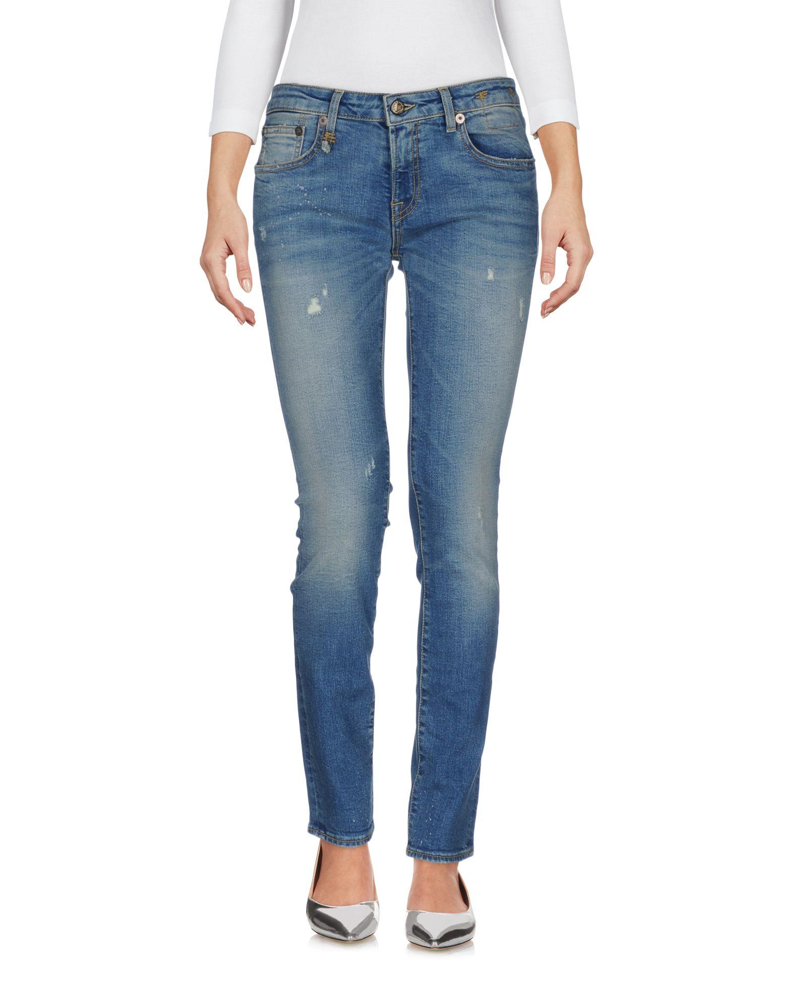 Фото R13 Джинсовые брюки. Купить с доставкой