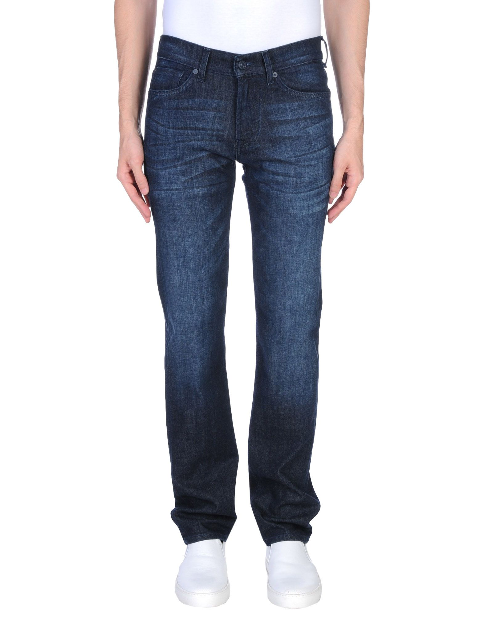 ФОТО 7 for all mankind джинсовые брюки