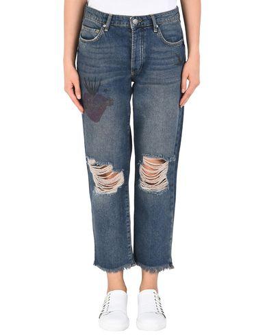 FREE PEOPLE Pantalon en jean femme