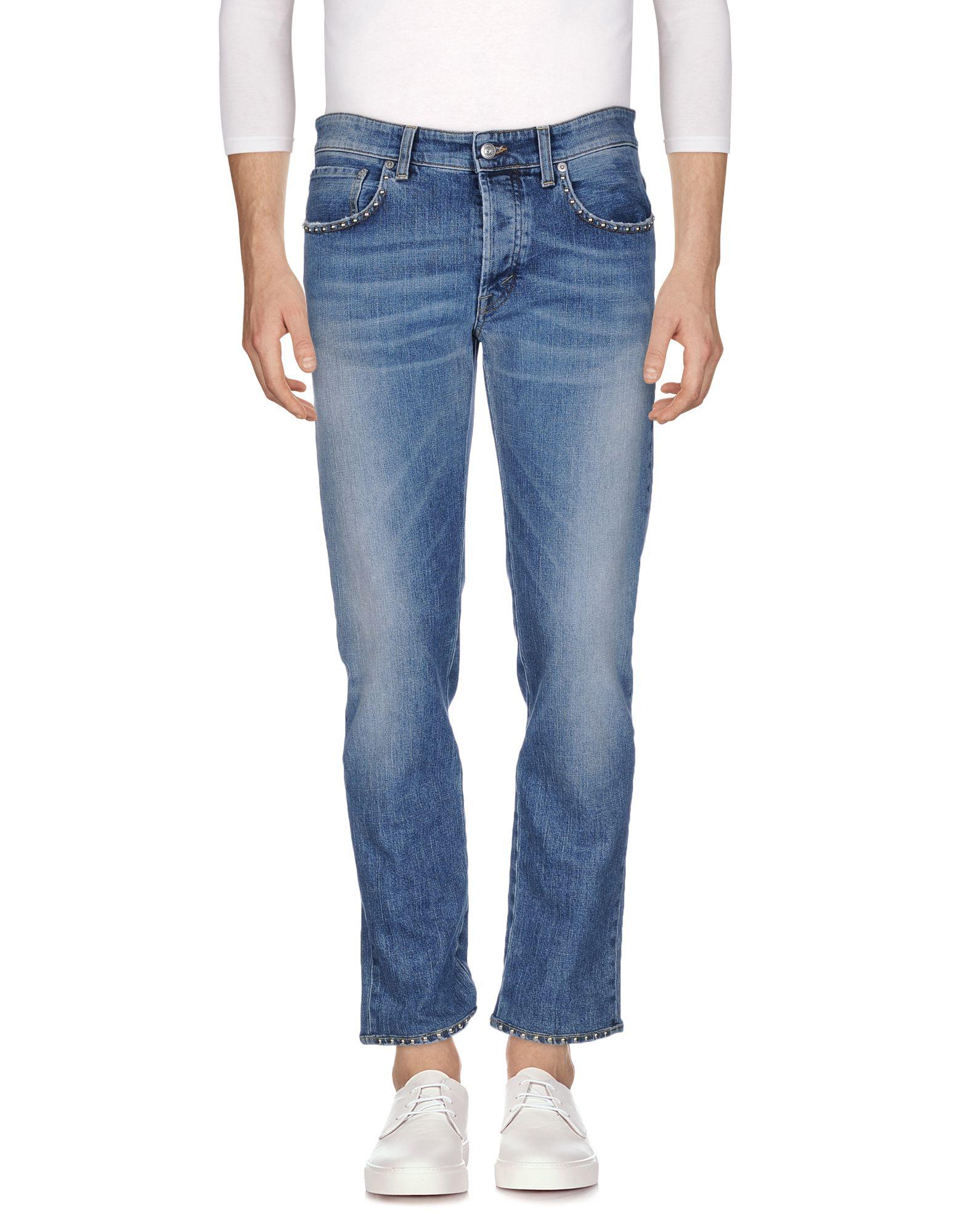 ФОТО department 5 джинсовые брюки
