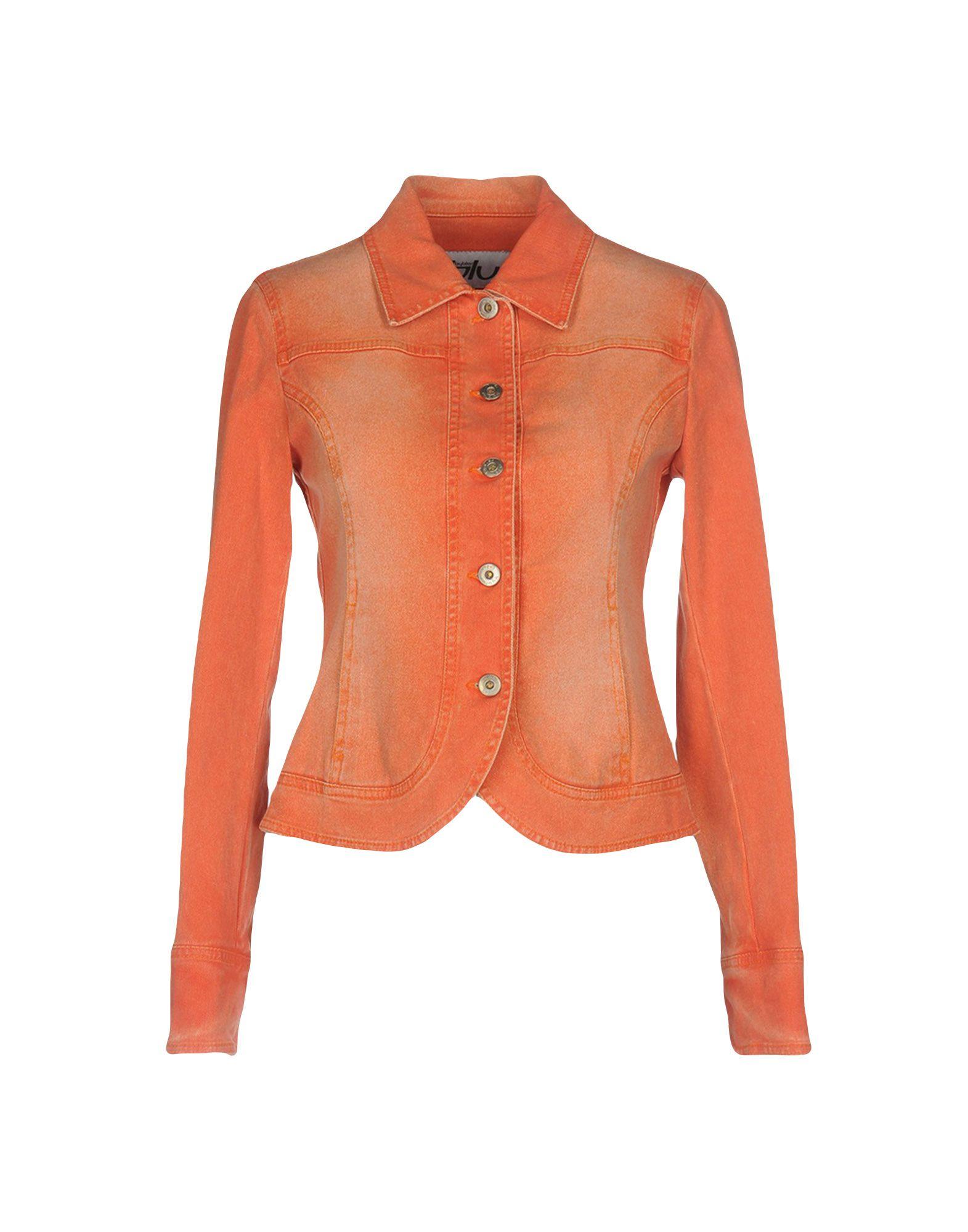 BLU BYBLOS Джинсовая верхняя одежда куртка byblos куртка