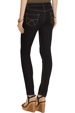 TOMAS MAIER High-rise skinny jeans