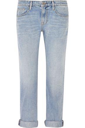 FRAME Le Grand Garcon mid-rise boyfriend jeans