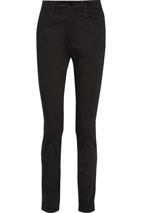 OAK High-rise skinny jeans