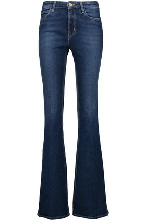 M.I.H JEANS Stevie mid-rise flared jeans
