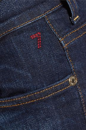 7 FOR ALL MANKIND Mid-rise bootcut jeans