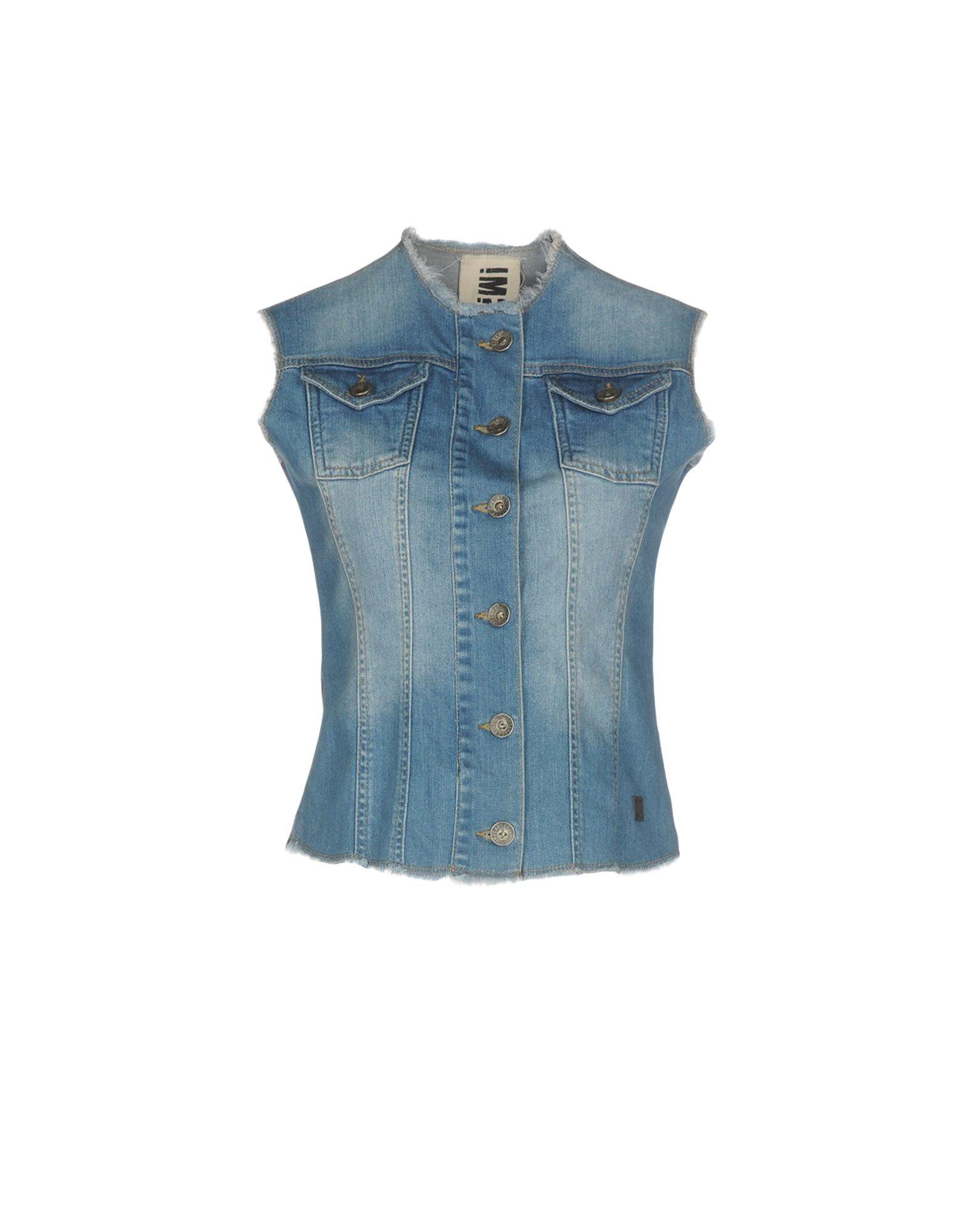!M?ERFECT Джинсовая верхняя одежда m erfect джинсовая рубашка