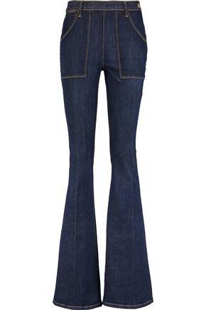 BY FRAME Le Flare de Francoise high-rise jeans