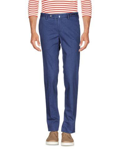 Фото - Джинсовые брюки от PT01 синего цвета