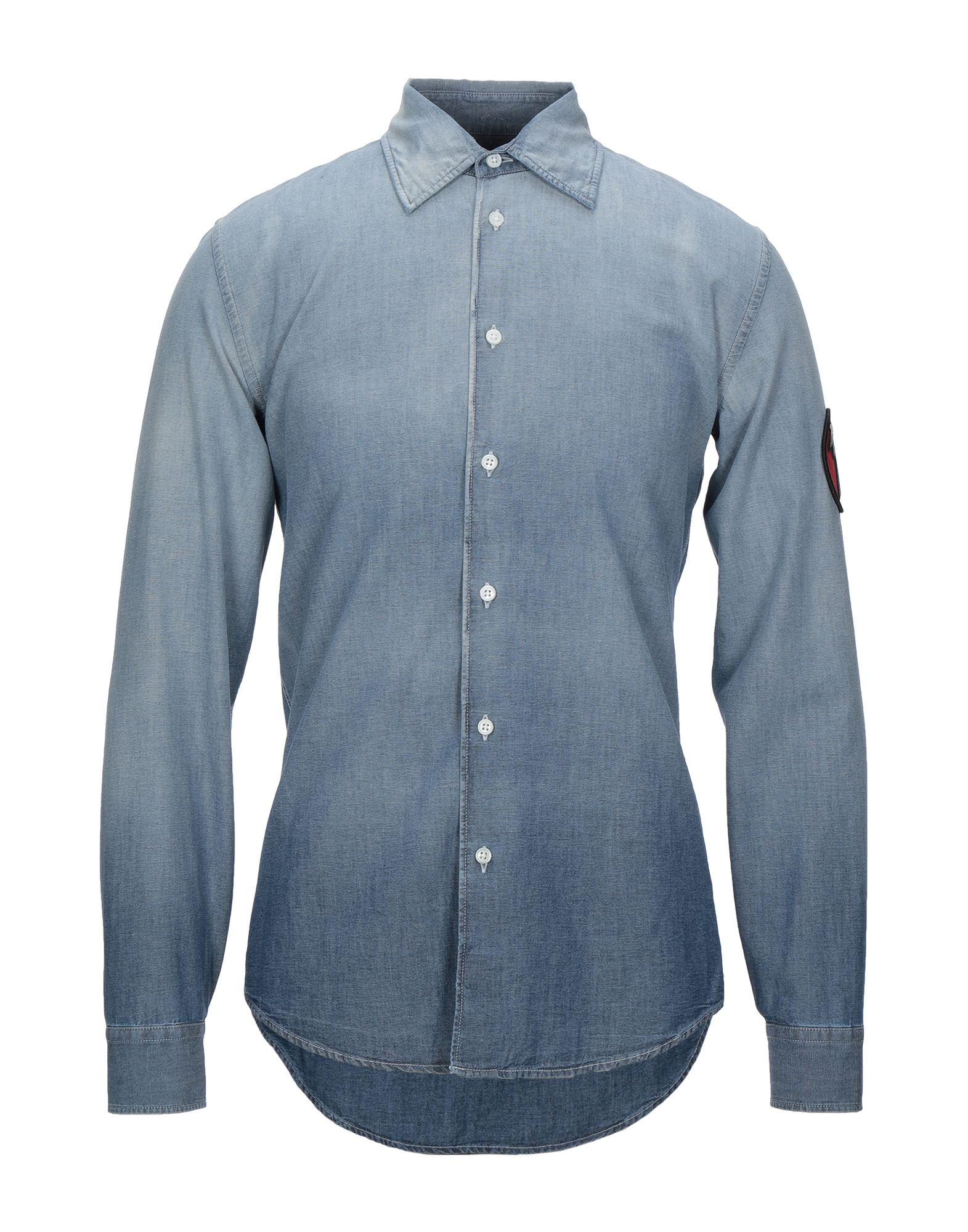 MARC JACOBS Джинсовая рубашка