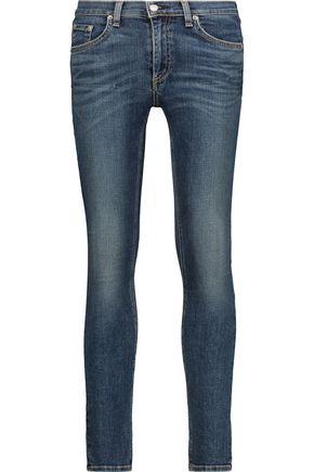 RAG & BONE/JEAN The Capri cropped mid-rise skinny jeans