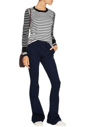 RAG & BONE Bell mid-rise flared jeans