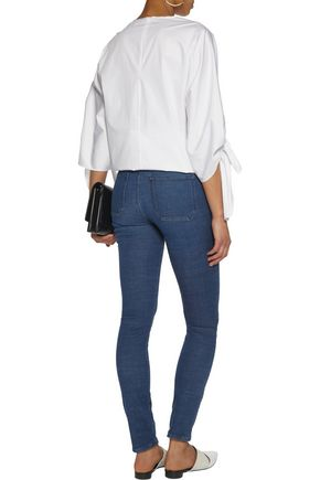 M.I.H JEANS Bodycon high-rise skinny jeans