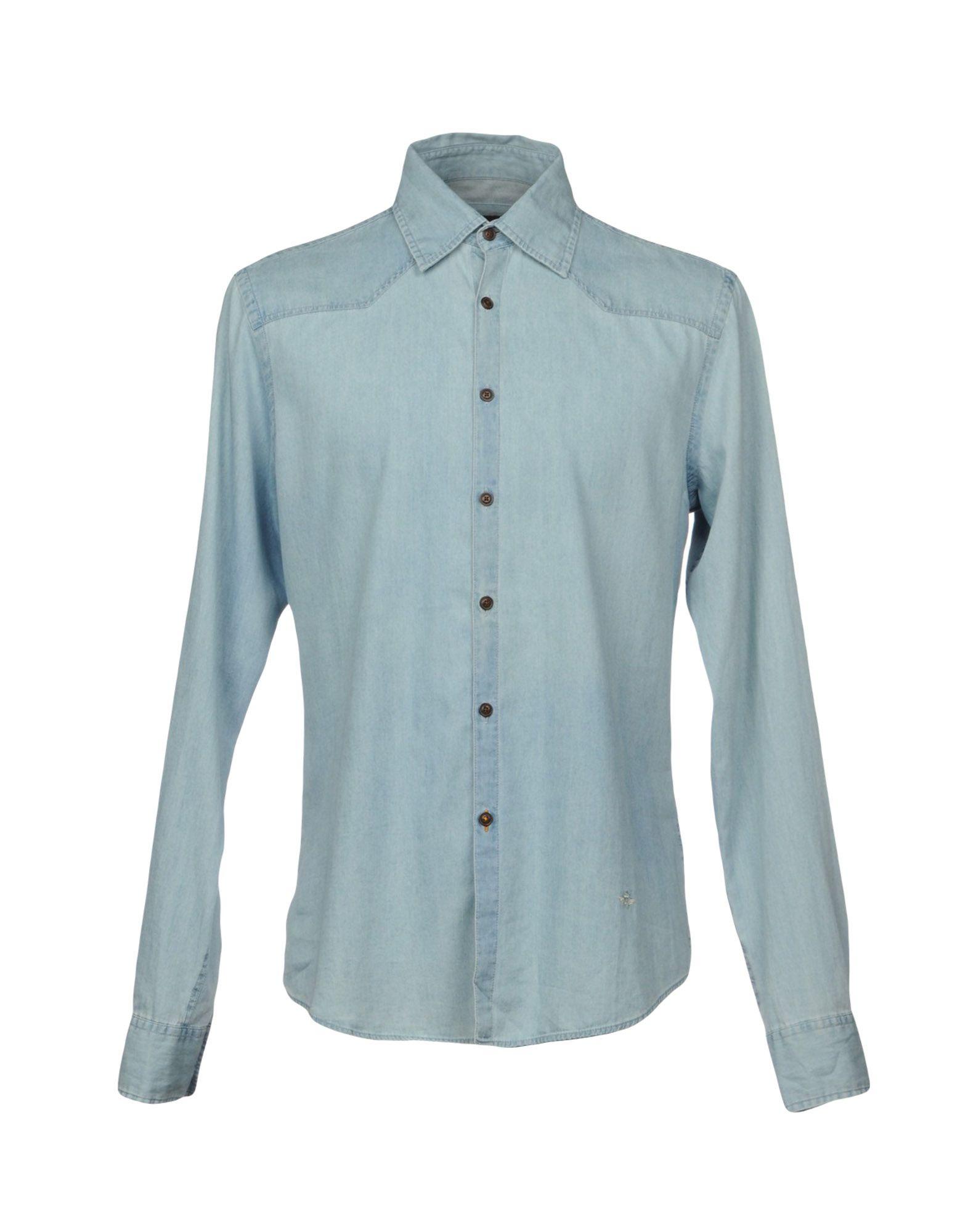 где купить  DEKKER Джинсовая рубашка  по лучшей цене
