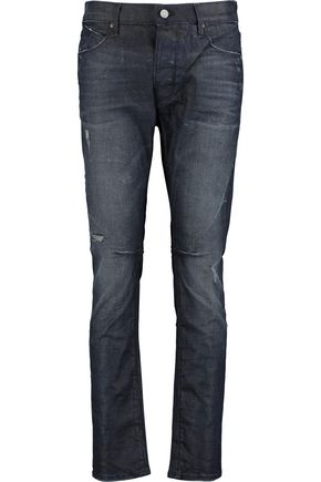 RTA Ryder distressed boyfriend jeans