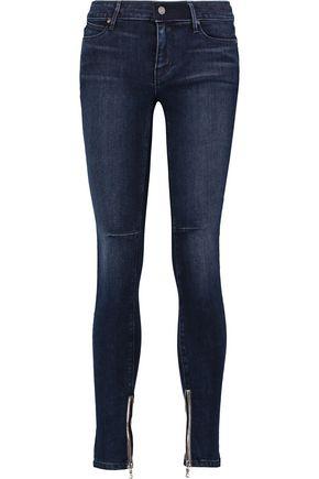 RTA Alexa mid-rise skinny jeans