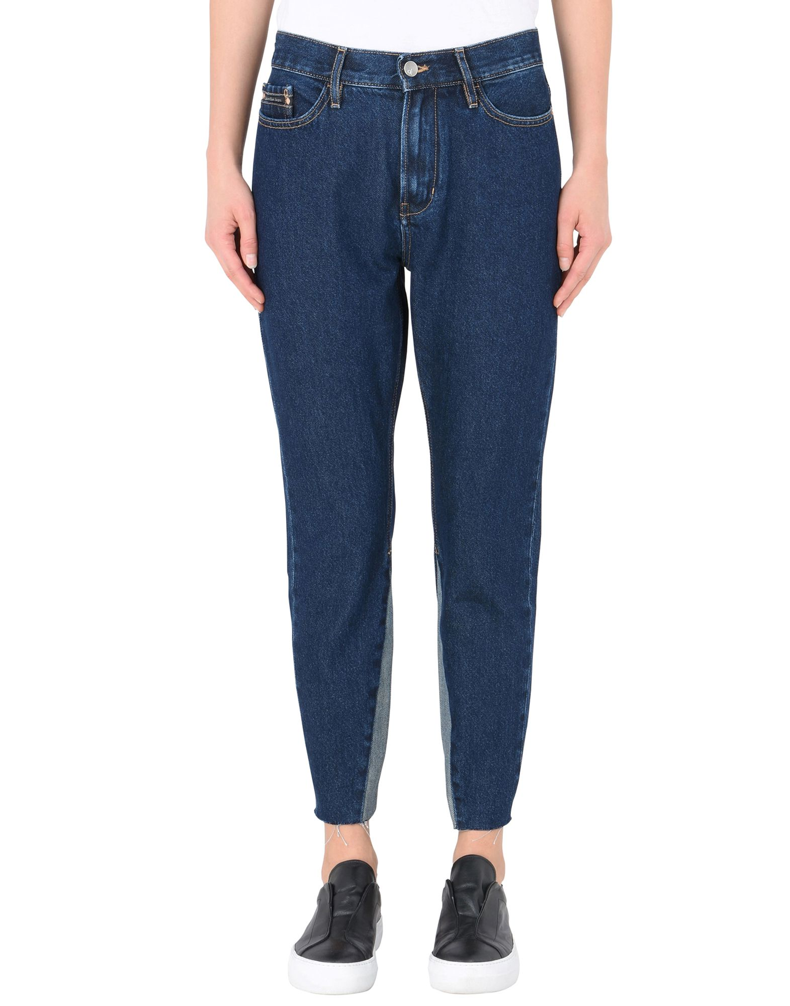 CALVIN KLEIN JEANS Джинсовые брюки цена 2017