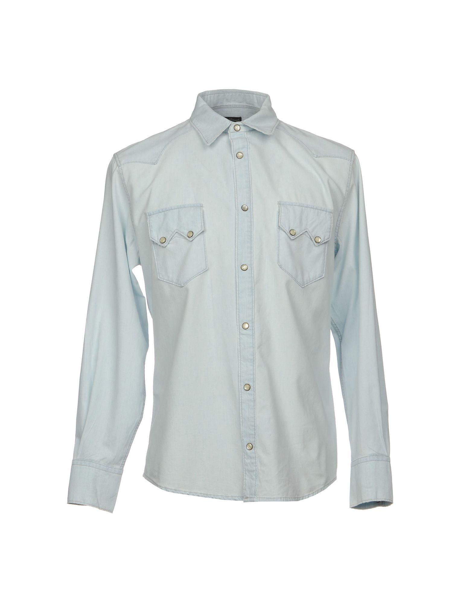ФОТО (+) people Джинсовая рубашка