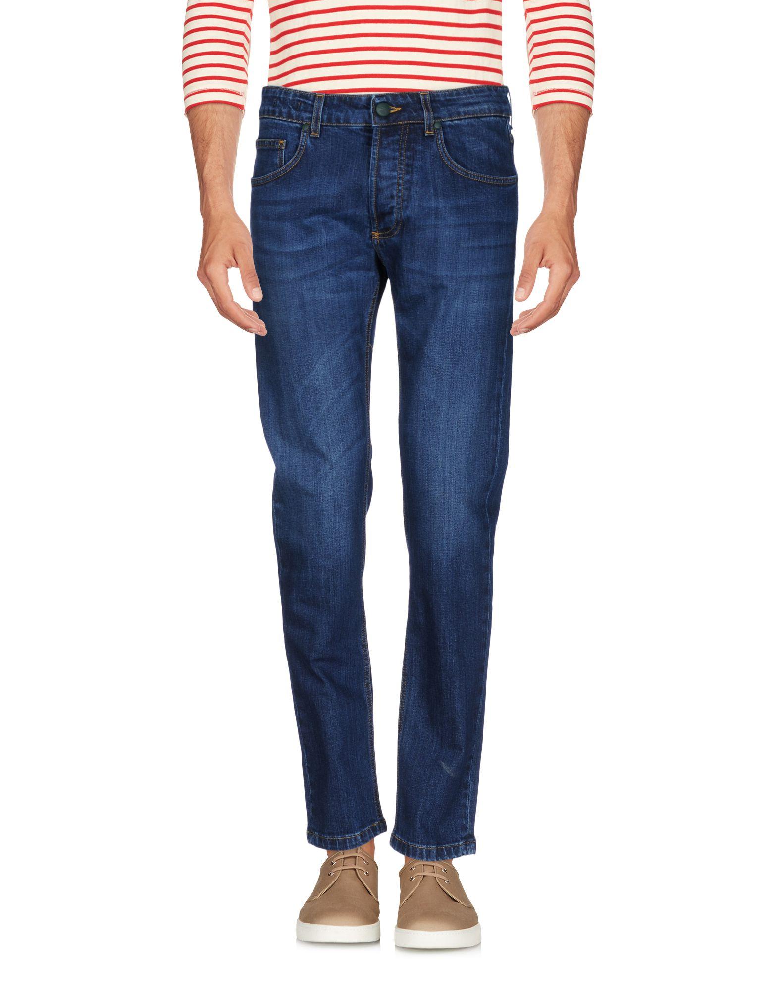 где купить HERMAN & SONS Джинсовые брюки по лучшей цене