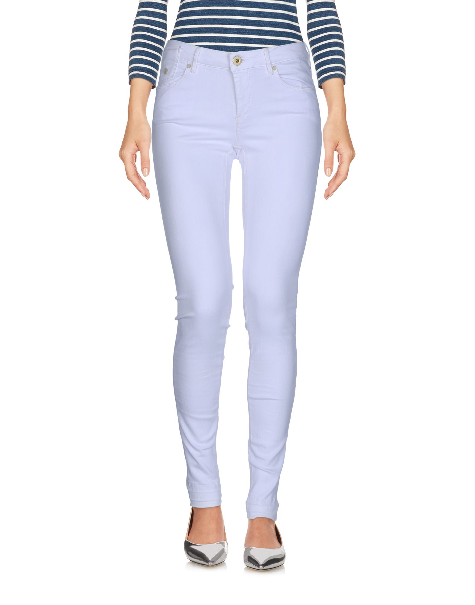 ФОТО maison scotch джинсовые брюки