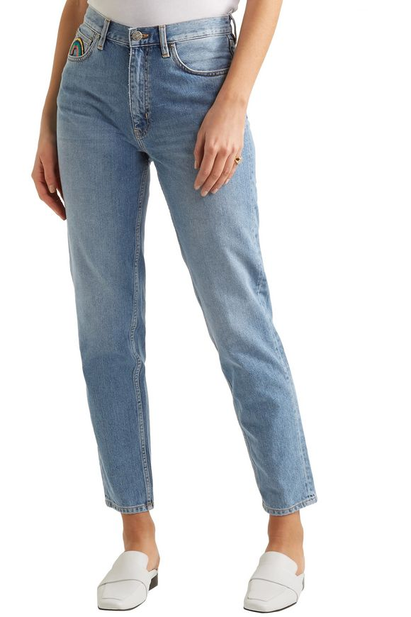 Linda high-rise boyfriend jeans | M.I.H JEANS | Sale up to 70% off | THE  OUTNET