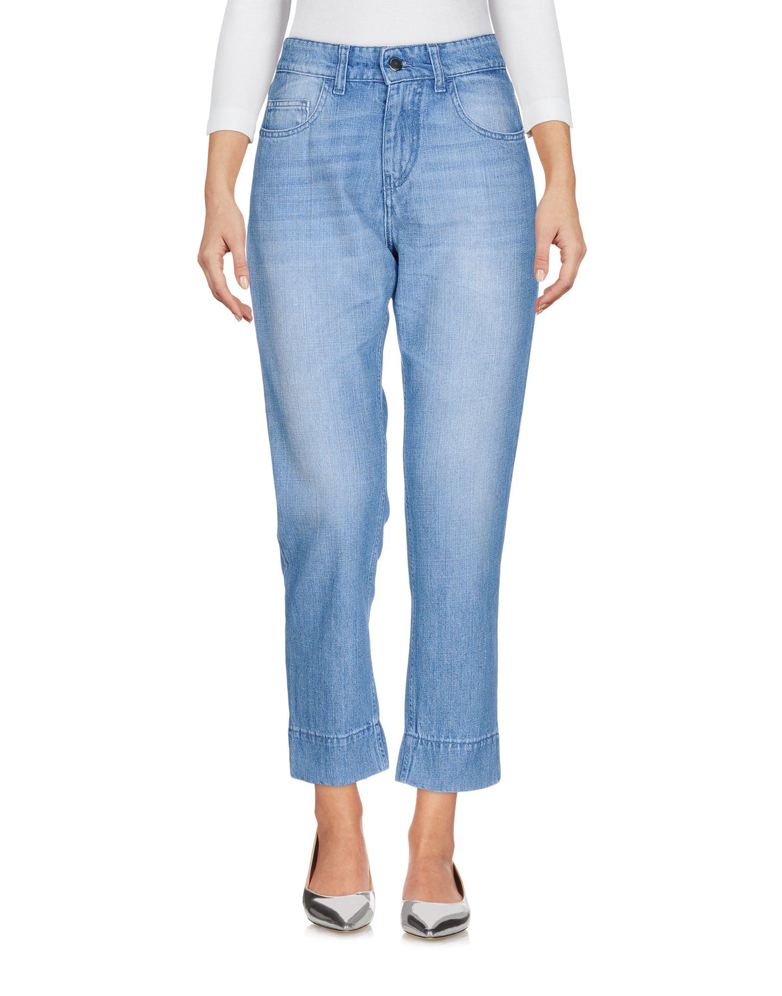 JOHN GALLIANO Джинсовые брюки цена 2017