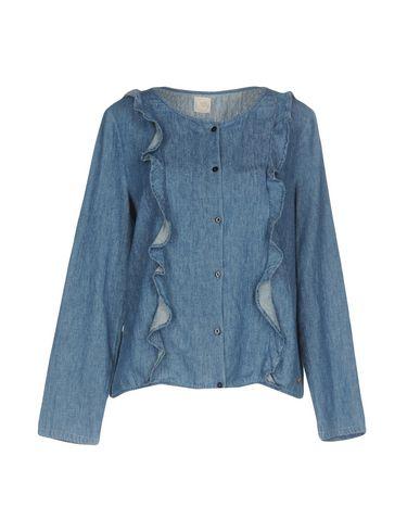 Джинсовая рубашка от DES PETITS HAUTS