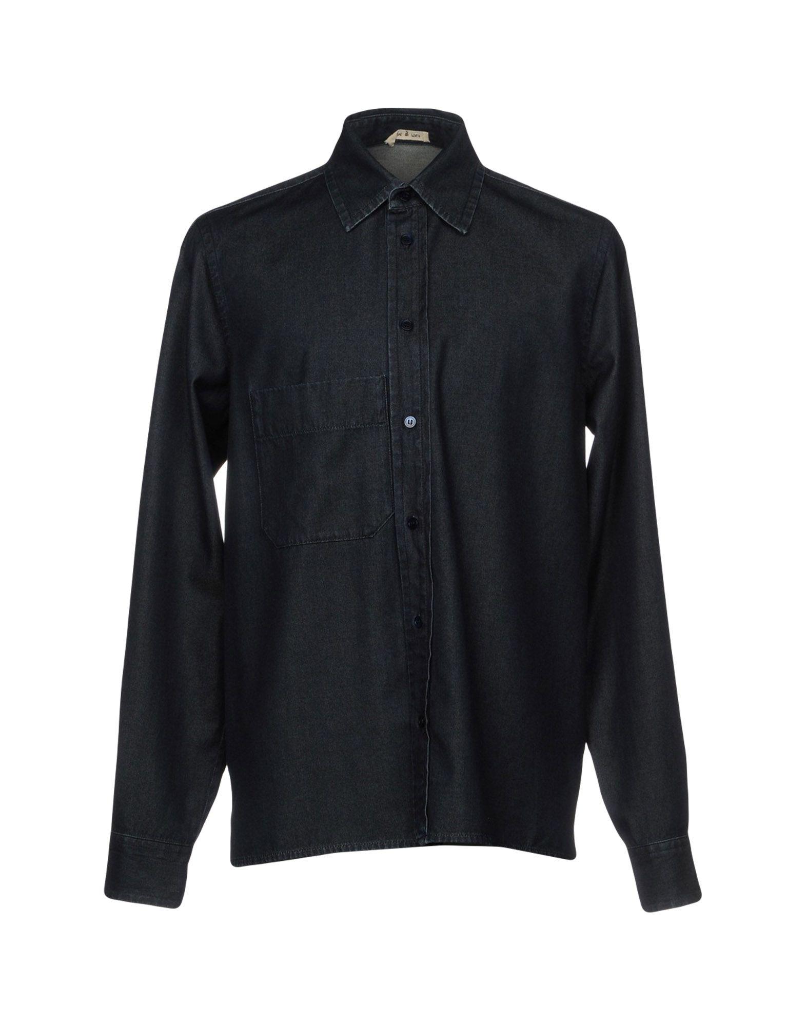 MARNI Джинсовая рубашка marni ночная рубашка