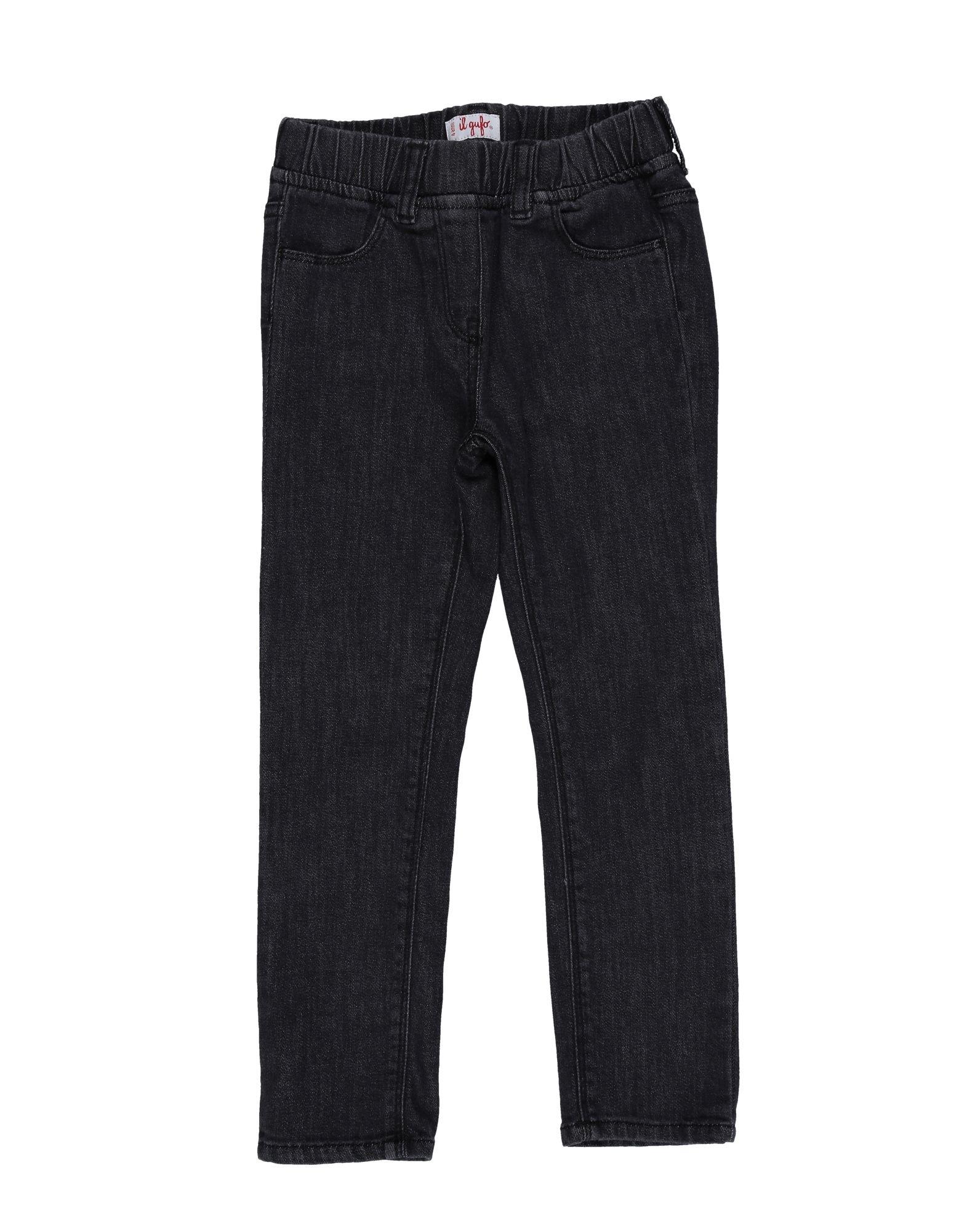 IL GUFO Джинсовые брюки il gufo джинсовые брюки