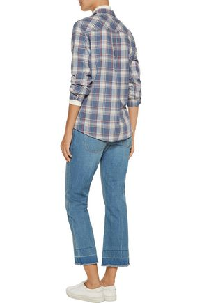 CURRENT/ELLIOTT The Kick flared jeans