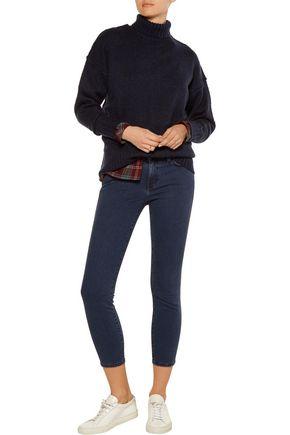 CURRENT/ELLIOTT The Stiletto mid-rise skinny jean