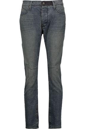 RTA Ryder distressed slim boyfriend jeans